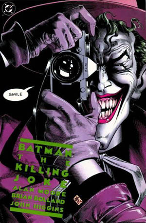 Batman: The Killing Joke Slays