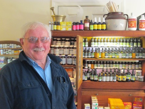 Barry the Herbalist provides alternative natural medicines and treatments