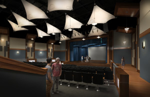 The days of the (current) Cafetorium will end when the state of the art Auditorium opens in the new PSHS