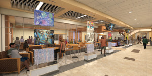 Culinary students will have a state of the art restaurant