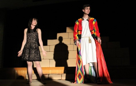 Joseph and the Amazing Technicolor Dreamcoat!
