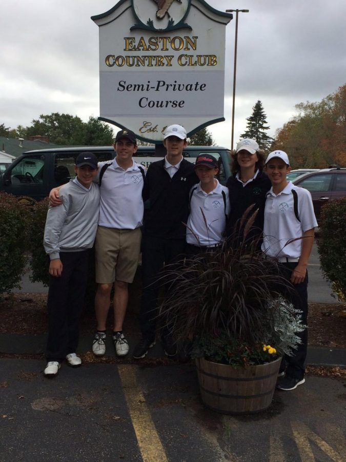 Plymouth South Golf Team's Surge of Success